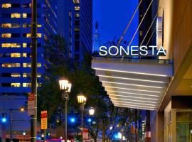 Sonesta Philadelphia Downtown Rittenhouse Square, hotel em Filadélfia