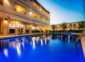 Sleep Inn Monterrey Norte, hotel en Monterrey