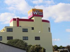 ホテルウォーターロード、Yameのホテル
