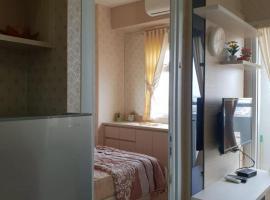 GREEN PRAMUKA CITY by OKKY, pet-friendly hotel in Jakarta