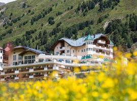 Alpenaussicht, hotel in Obergurgl