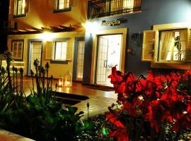 Patios Da Vila Boutique Apartments by AC Hospitality Management, apartment in Vila Nova de Milfontes