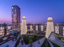 Banyan Tree Doha At La Cigale Mushaireb, hotel in Doha