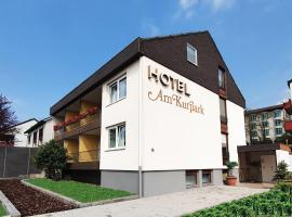 Hotel am Kurpark, hotel in Bad Wimpfen