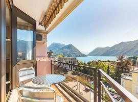 Hotel Delfino Lugano, hotel a Lugano