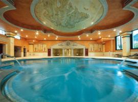 Villa Quaranta Tommasi Wine Hotel & SPA, hotel a Pescantina