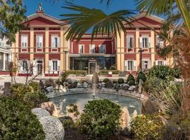 Hotel Villa Madruzzo, hotel in Trento