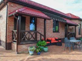 Фламандский дом, holiday home in Krasnodar