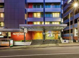 Novotel Wellington, hotel in Wellington