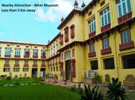 Capital O 79860 Vista Palace, hotel in Patna