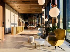 Crowne Plaza - Warsaw - The HUB, an IHG Hotel, hotel in Warsaw