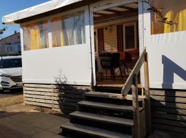 mobil home zen, campsite in Valras-Plage