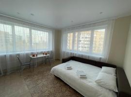 Апартаменты OrangeApartments24 в центре Королева!, self catering accommodation in Korolëv