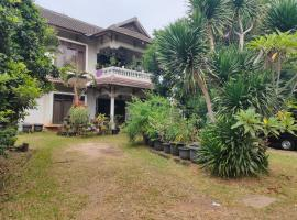 OYO 90445 Villa Beta Syariah, hotel near University of Indonesia, Pondokcabe-hilir