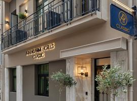 Classic by Athens Prime Hotels, hotell Ateenas