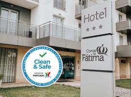 Hotel Coroa de Fátima, hotel in Fátima