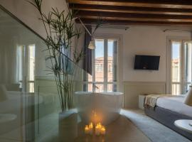 Lion Palace - San Marco R&R, self catering accommodation in Venice