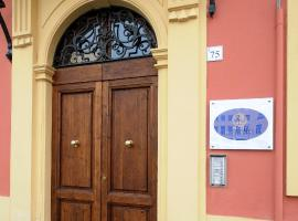 In City Bed & Breakfast, bed & breakfast a Livorno