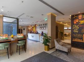 Le Wana Hotel, hotel in Dubai