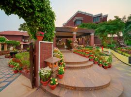 Mayfair Heritage, hotel with pools in Puri