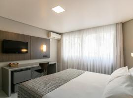 Saint Emilion Hotel, hotel near Paranaense Museum, Curitiba