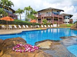 Club Wyndham Ka Eo Kai, hotel in Princeville