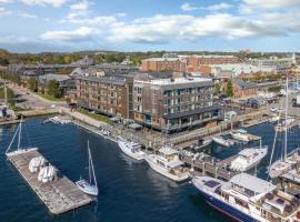 Club Wyndham Inn on Long Wharf, hotel in Newport