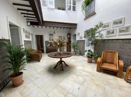 Casa Yannat, B&B in Jerez de la Frontera