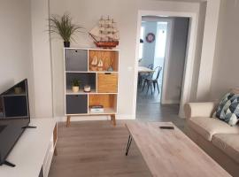 Recién reformado, bien situado y comunicado, apartment in San Fernando
