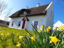 Donegal Thatched Cottage, hotel in Loughanure