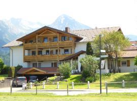 Hotel AlpIn Bed & Breakfast, Bed & Breakfast in Fischen im Allgäu