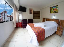Inka's Rest Hostel, B&B in Puno