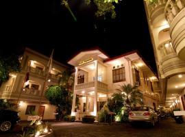 Hotel Alejandro Tacloban, hotel in Tacloban