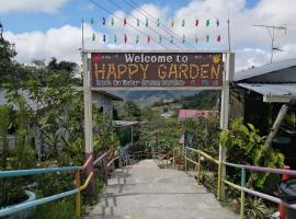 Happy Garden Resort, hotel in Kundasang