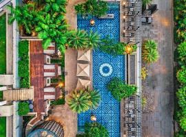 Four Seasons Hotel Jakarta, hotel in Jakarta
