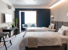 Sea Breeze Vladivostok boutique hotel, отель во Владивостоке