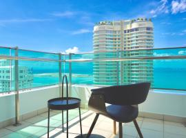 Gurney Drive Seaview Apartment, apartment in George Town