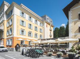 Edelweiss Swiss Quality Hotel, hotel in Sils Maria