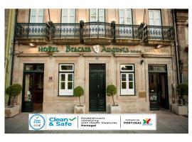 Hotel Bracara Augusta, hotel in Braga