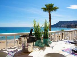CostaBlancaDreams Capri in Calpe, hotel que admite mascotas en Calpe