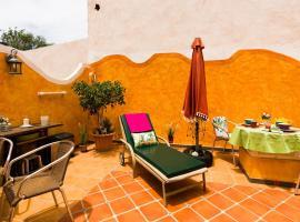 Casa Conchilla, La Casita, apartamento en Valle Gran Rey