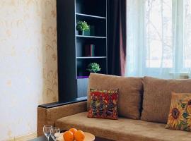 Комфортная , уютная 2-х комнатная квартира с балконом и парковкой в центре города Ростова-на-Дону, на Красноармейской улице, апартаменты/квартира в Ростове-на-Дону