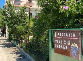 Villa Tonci, apartment in Vodice