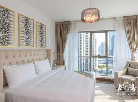 Westminster Boulevard Central - Burj Khalifa, apartman u Dubaiju