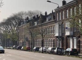 Chez Helene tweepersoonskamer, B&B in Maastricht
