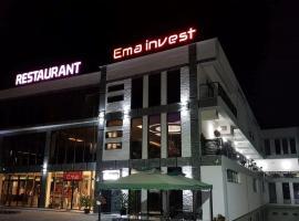 HOTEL EMA, hotel in Tetovo