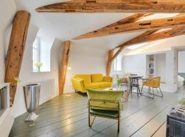 - Les Appartements Particuliers -, apartment in Nancy