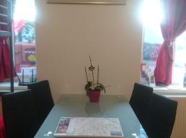 ABAI Hostel, hotel ve Vídni