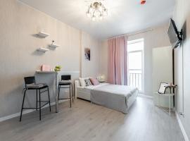 Апартаменты на Звёздной, hotel near Pulkovo Airport - LED,