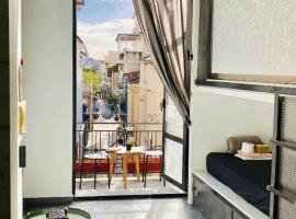 Iconic Athens Hostel, hostel in Athens